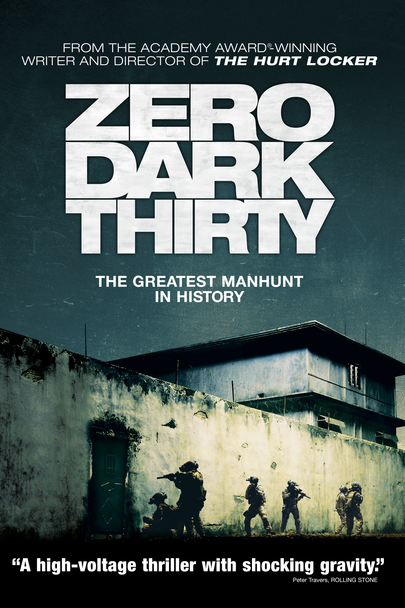 Poster del film Zero Dark Thirty