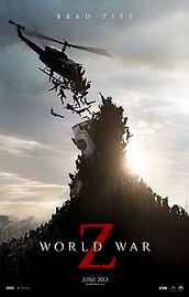 Il poster di World War Z