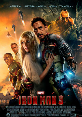 IRON MAN 3 (PG-13)
