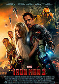 Iron Man 3 poster & wallpaper