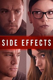 Side Effects poster Rooney Mara Emily Hawkins