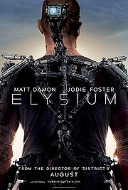Watch Elysium (2013) Movie Megavideo Online Free