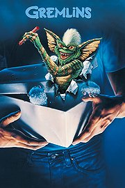Gremlins (1984) Adventure, Fantasy (BluRay)
