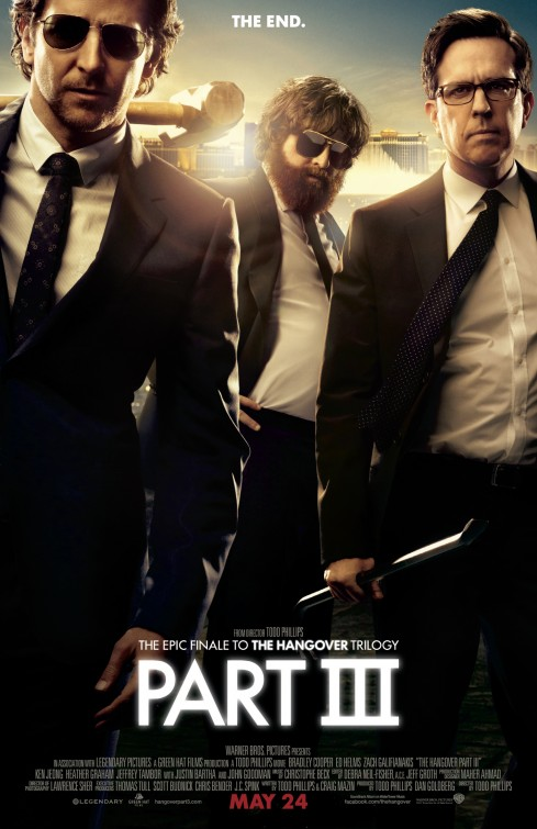 THE HANGOVER PART III (R)