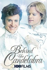 Behind the Candelabra (2013) Poster