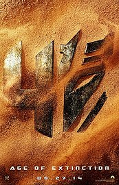 Poster Transformers: Age of Extinction (2014) Movie