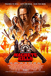 Poster Machete Kills (2013) Movie