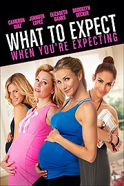 What to Expect When You're Expecting poster Cameron Diaz Jules