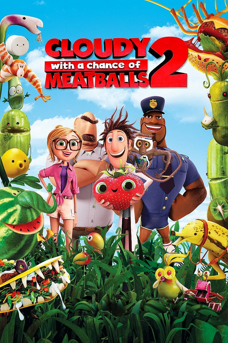 Cloudy with a Chance of Meatballs 2 (2013) - Rotten Tomatoes Cloudy With A Chance Of Meatballs 2 Characters Names