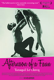 Afternoon of a Faun: Tanaquil Le Clercq poster