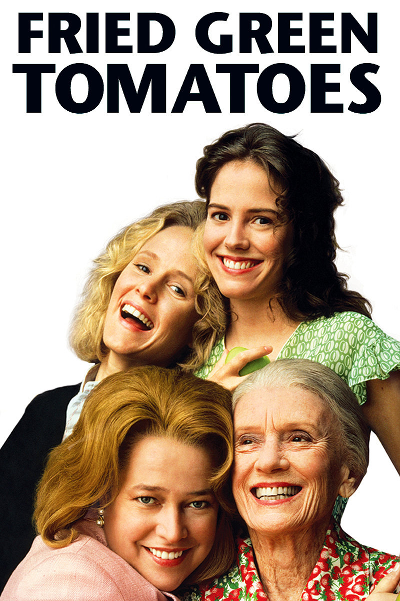 a review of the film fried green tomatoes Fried green tomatoes blu-ray (1991): starring kathy bates, mary stuart masterson and mary-louise parker a housewife who is unhappy with her life befriends an old lady in a nursing home and is.