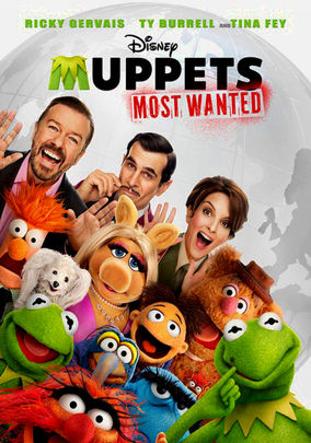 MUPPETS MOST WANTED (PG)