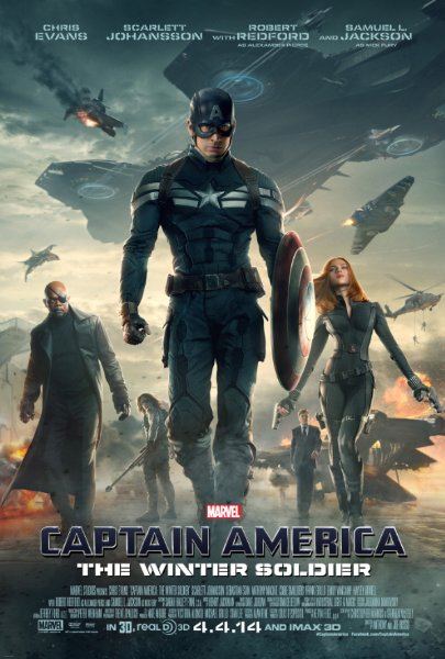 CAPTAIN AMERICA: THE WINTER SOLDIER  3D (IN DIGITAL) (PG-13)