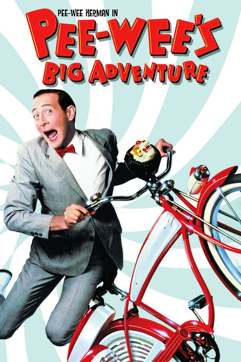 Pee-wee's Big Adventure (1985) - Rotten Tomatoes