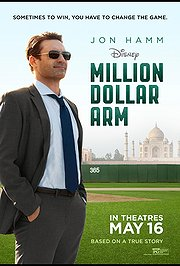 Watch Million Dollar Arm Good Streaming Movie Sites