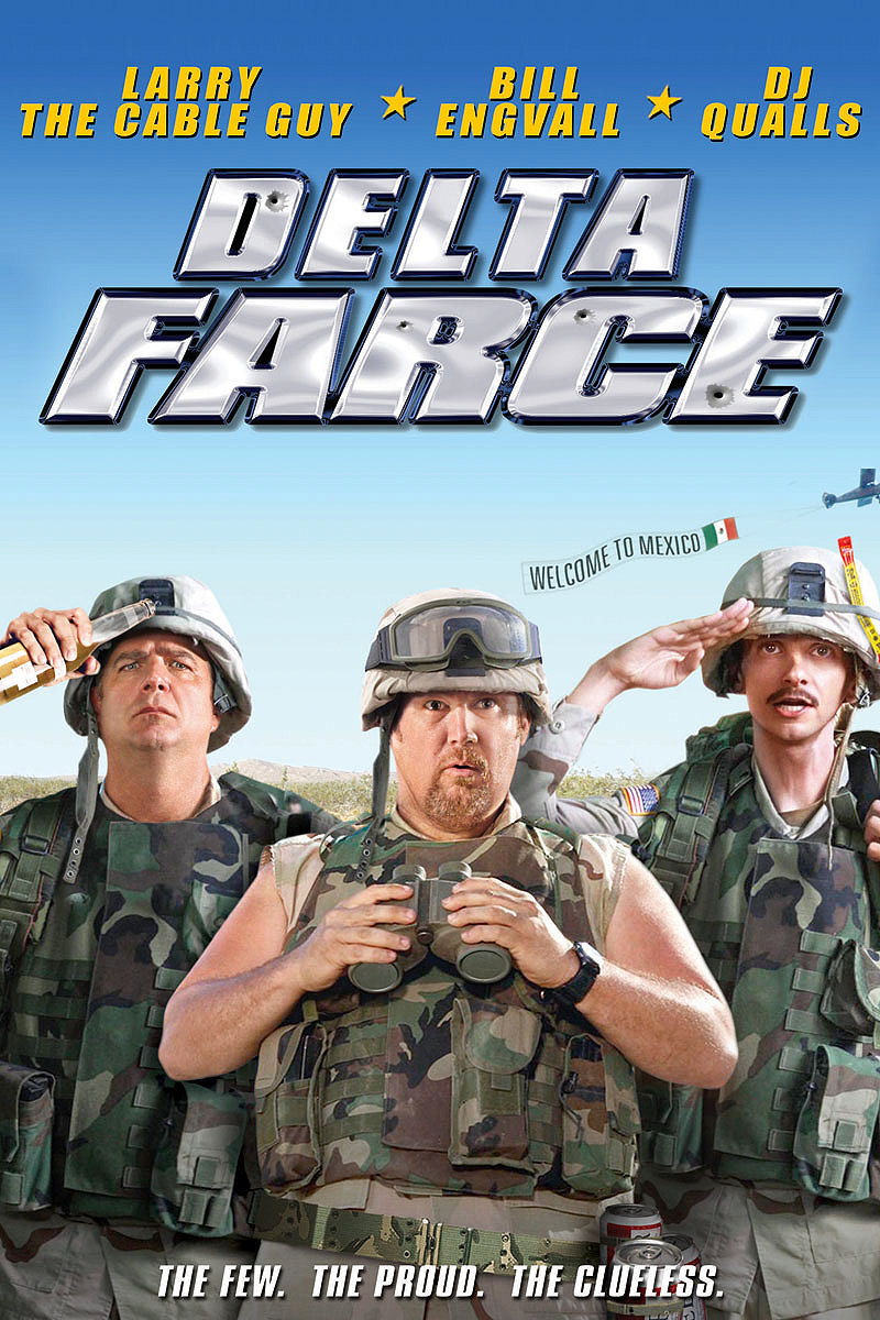 Delta farce rotten tomatoes for Farcical films