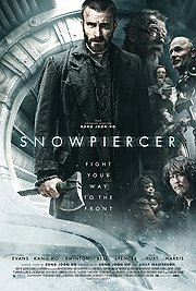 Snowpiercer (2014) Sci-Fi (BluRay) Chris Evans