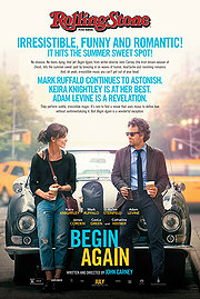 Begin Again (2014)  Comedy | Drama (HD)  Mark Ruffalo