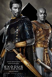 Exodus: Gods and Kings (2014) Drama * Christian Bale