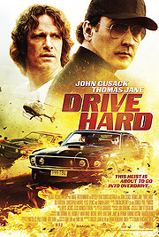 Drive Hard (2014)  Action | Comedy (BluRay) John Cusack * PreRls