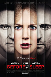 Before I Go to Sleep (2014) In Theaters (HD) Mystery | Thriller