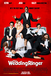 The Wedding Ringer (2015) Comedy * Kevin Hart