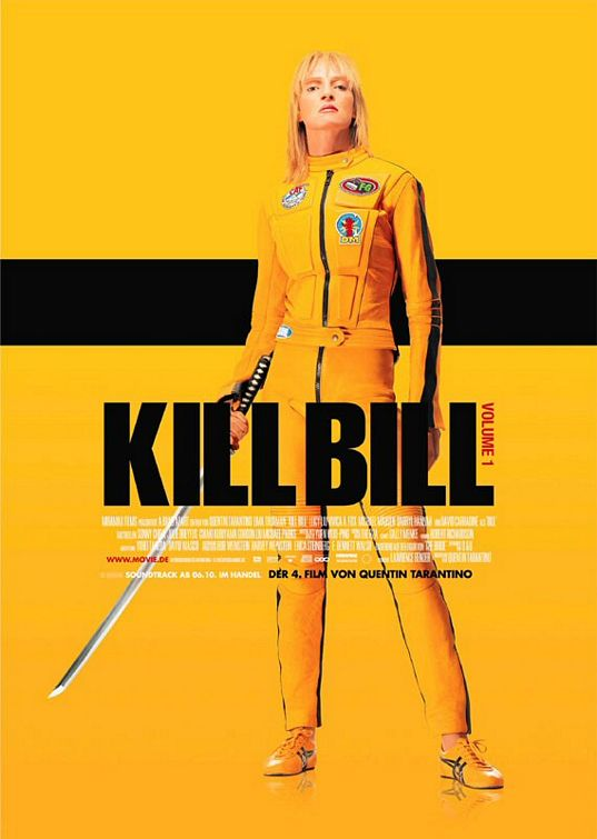 Poster del film Kill Bill - Vol.1