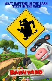 Barnyard Poster