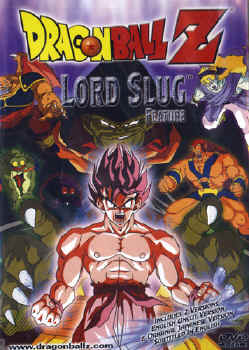 Doragon b�ru Z 4: Super saiyajin da son Gok� (Dragon Ball Z: Lord Slug)