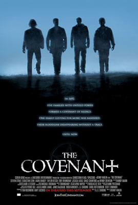Poster del film The Covenant