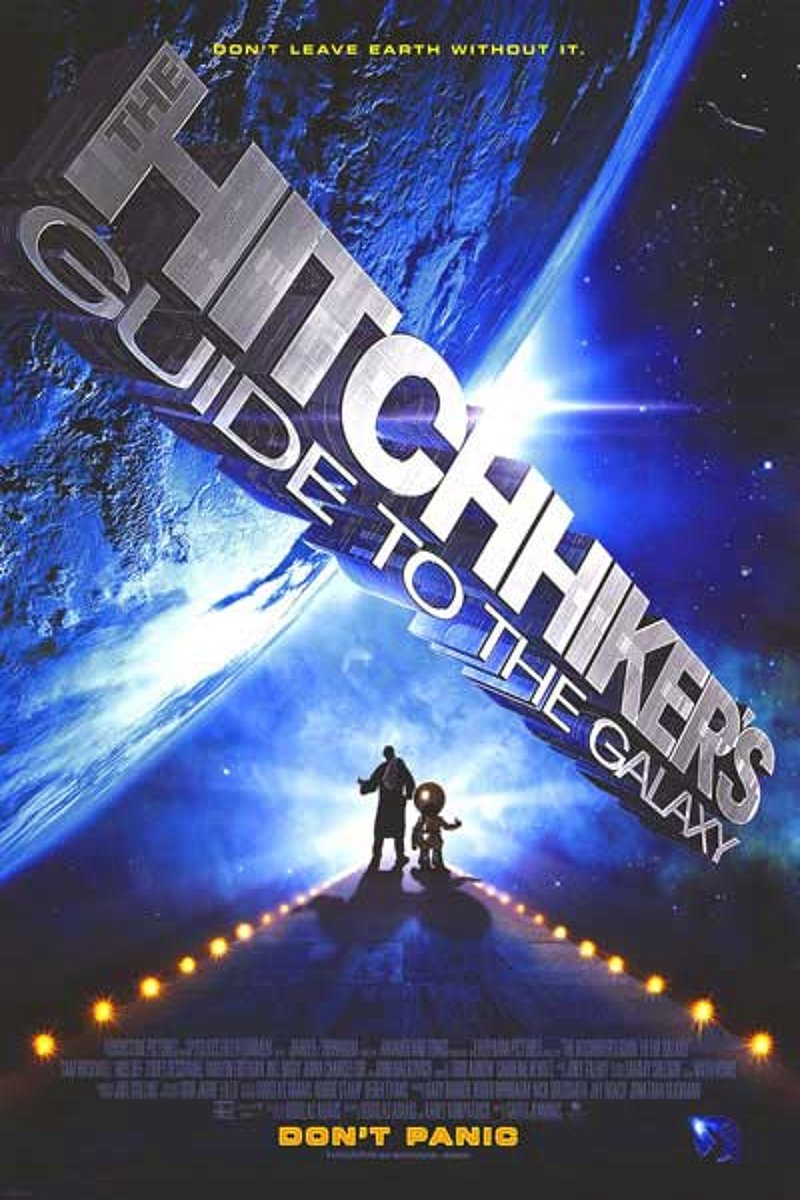 The Hitchhiker S Guide To The Galaxy 2005 Rotten Tomatoes