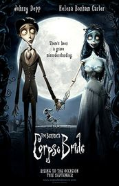 Corpse Bride Poster