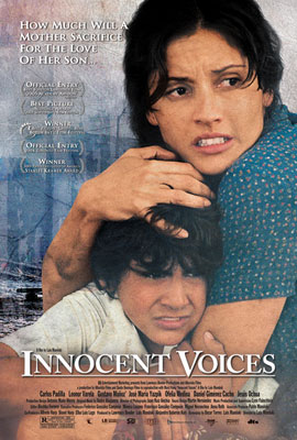 Voces inocentes, (Innocent Voices)