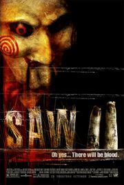 Saw II Poster