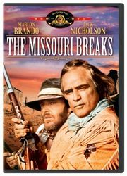 The Missouri Breaks Poster