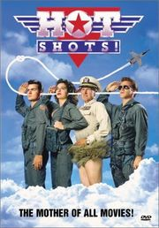 Hot Shots! Poster