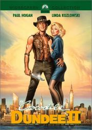 Crocodile Dundee II Poster