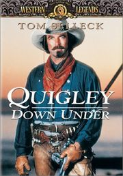 Quigley Down Under Poster