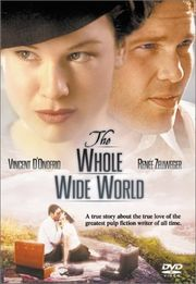 The Whole Wide World Poster