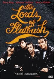 The Lord's of Flatbush Poster