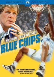 Blue Chips Poster