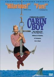 Cabin Boy Poster