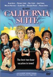 California Suite poster Alan Alda Bill Warren