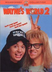 Wayne&#039;s World 2 Poster