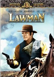 Lawman Poster