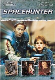 Spacehunter: Adventures in the Forbidden Zone Poster