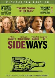 Sideways Poster
