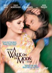 A Walk on the Moon poster Diane Lane Pearl Kantrowitz
