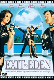 Exit to Eden Poster