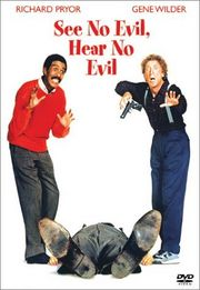 See No Evil, Hear No Evil Poster
